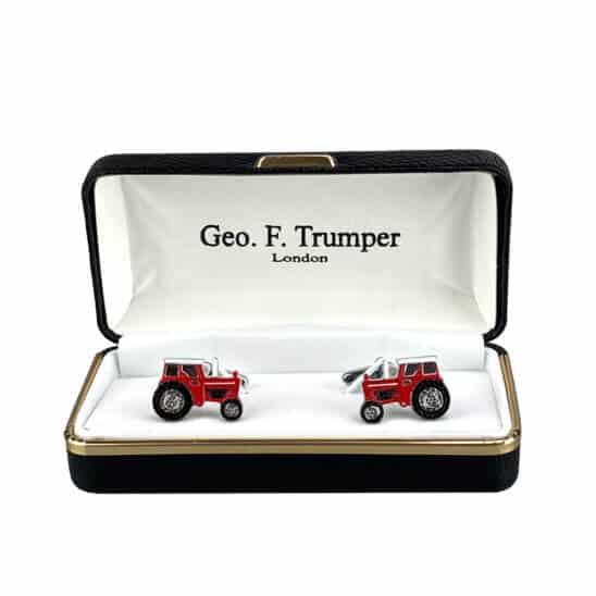 red-tractor-cufflinks