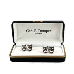 theatre-masks-cufflinks
